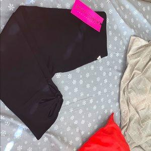 NWT Betsey Johnson leggings